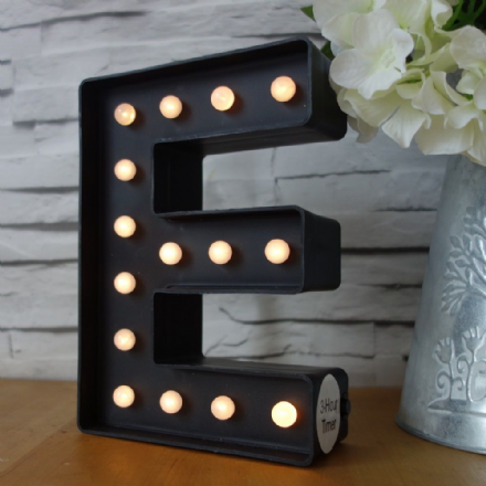Under £5 Marquee LED Letters